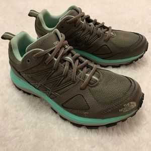 The North Face hiking shoes size 7